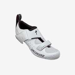 TRIVENT EXPERT RD SHOE WHT/RED 43/9.6